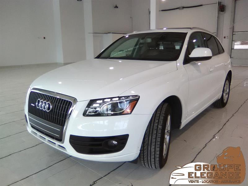2011 Audi Q5 Premium Plus quattro 4dr 2.0T  #A059842