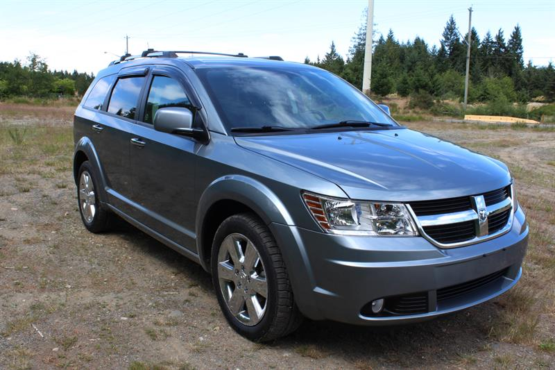 2010 Dodge Journey AWD 4dr R-T #12515A2