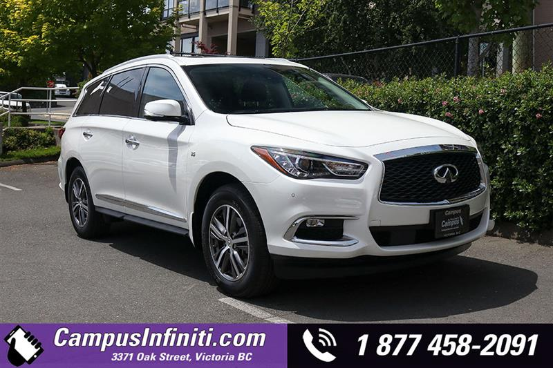 2019 Infiniti Qx60 PURE AWD w/ Essential Package #D19-QX6002