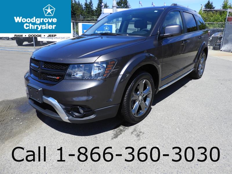 2017 Dodge Journey AWD 4dr Crossroad #S656270A