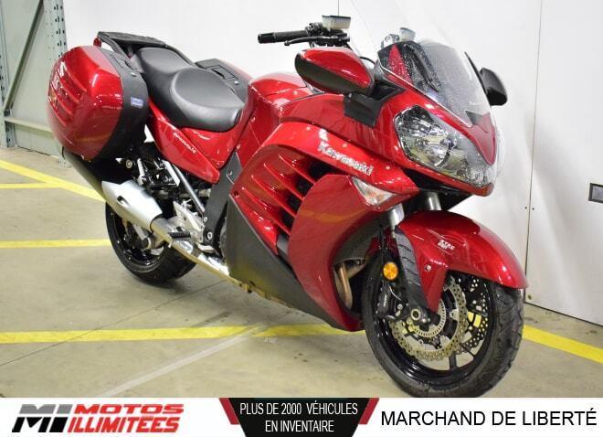 Kawasaki Concours 14 ABS 2014