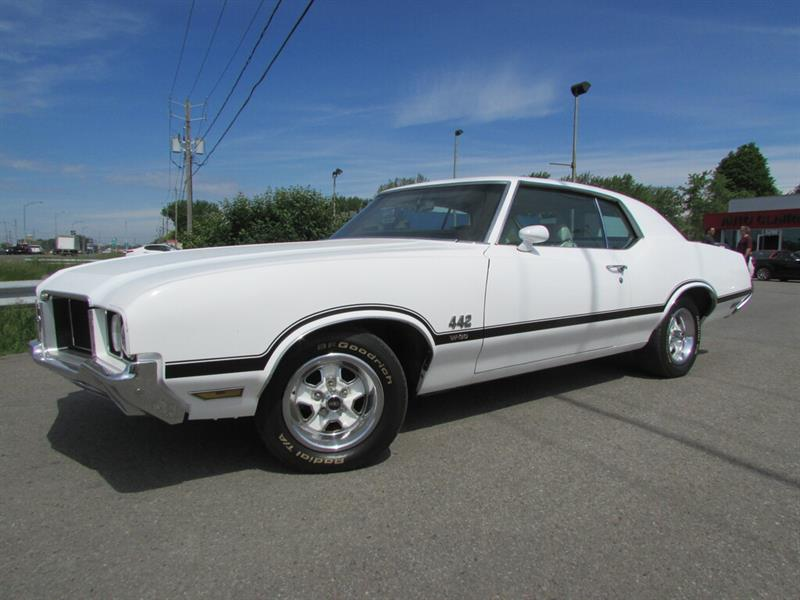 Oldsmobile CUTLASS 442 1971 #001