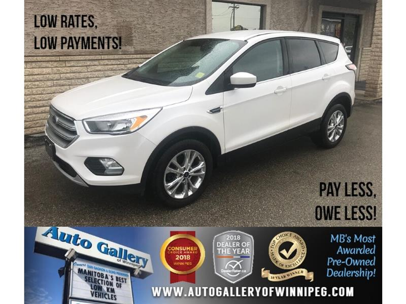 2017 Ford Escape SE *AWD/Bluetooth/Htd Seats/Backup Cam #23623