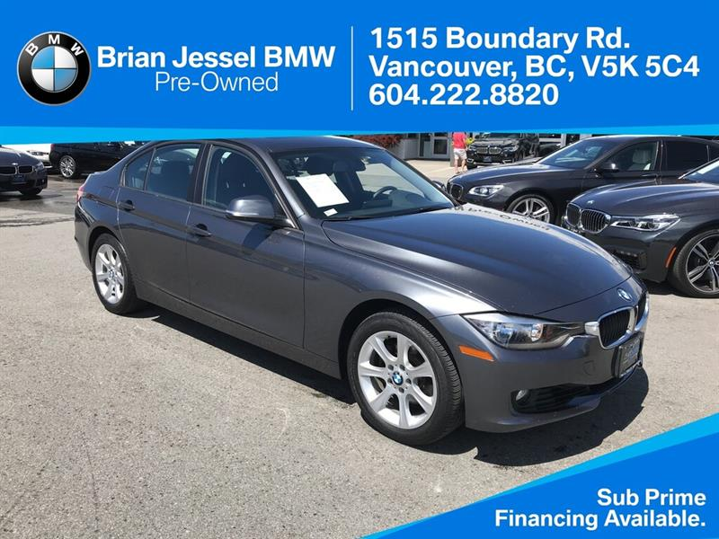 2013 BMW 328I xDrive Sedan Classic Line EOP #BP802810