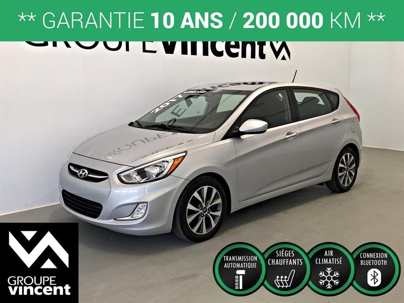 Hyundai Accent 2017 SE ** GARANTIE 10 ANS ** #49865AT