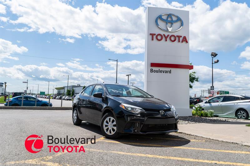 Toyota Corolla 2014 * CE * #530065