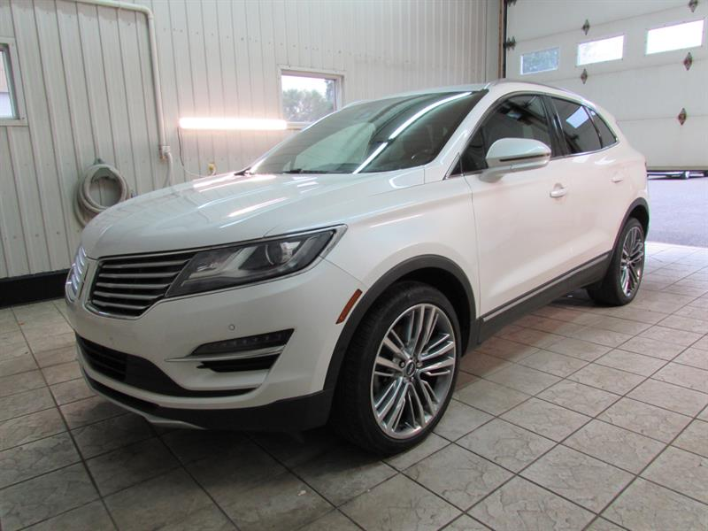 Lincoln MKC 2015 AWD 4dr #15-66