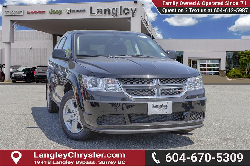 2019 Dodge Journey CVP/SE #K763703