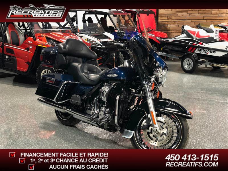 Harley Davidson FLHTK 2013