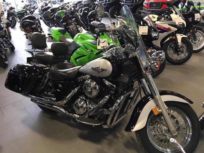 Kawasaki Vulcan 1500 Classic 2006