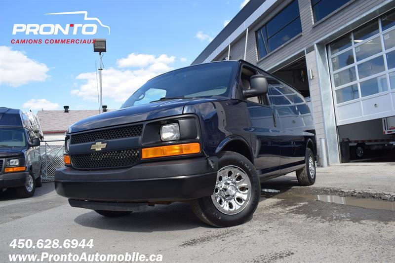 Chevrolet Express Cargo Van 2014 AWD ** Full Rack ** Inspecté, certifié et garantie #1892