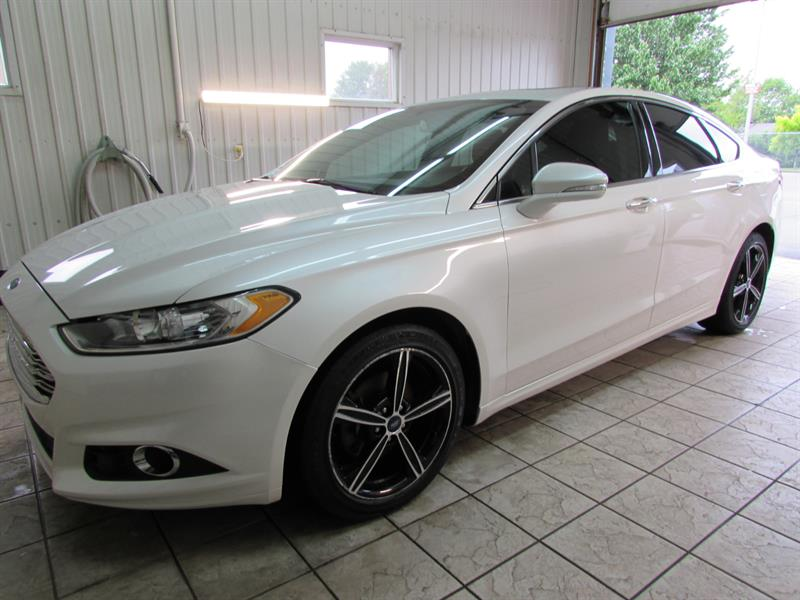 2015 Ford Fusion 4dr Sdn SE AWD #15-67