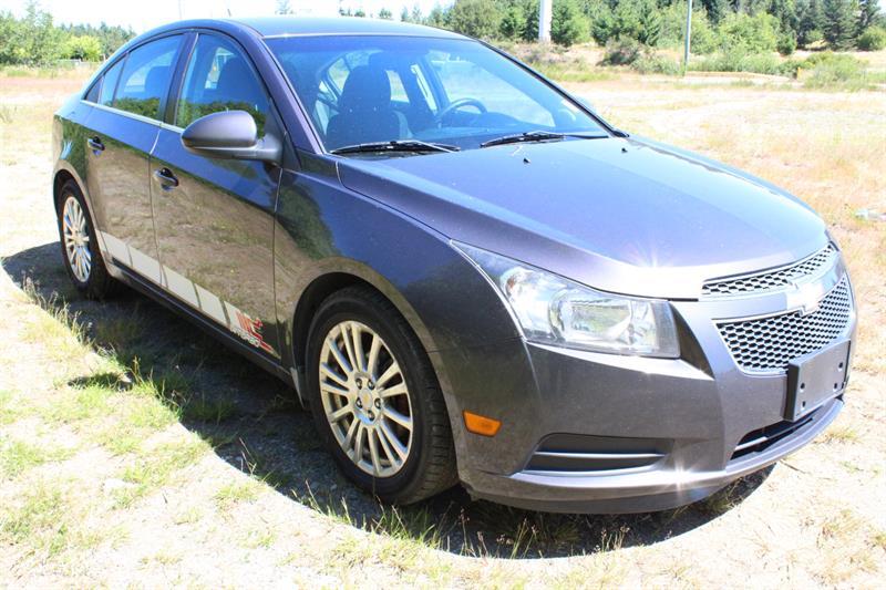 2011 Chevrolet Cruze 4dr Sdn Eco w-1SA #P2206
