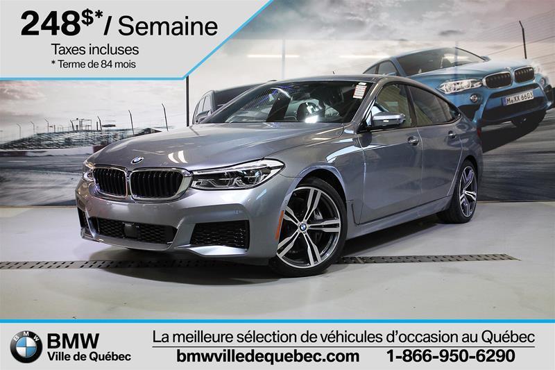 BMW 640i 2018 xDrive Gran Turismo #21112A