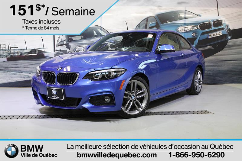BMW 230i 2018 xDrive Coupe #21407A