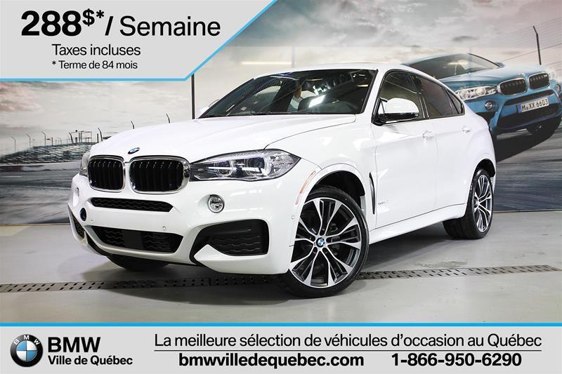 BMW X6 2018 xDrive35i #21563A