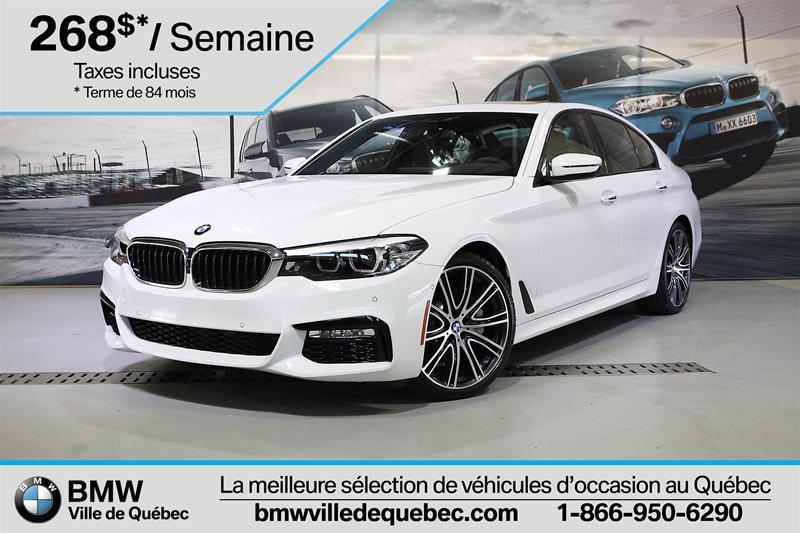 BMW 540d 2018 xDrive Sedan #21944A