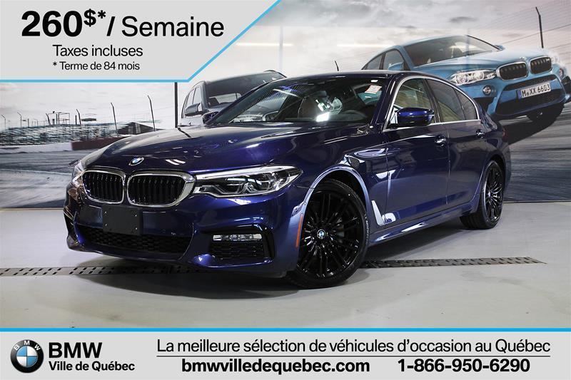 BMW 540i 2018 xDrive Sedan #23028A