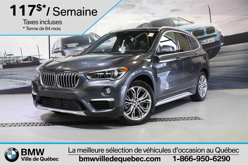 BMW X1 2016 xDrive28i #U5428