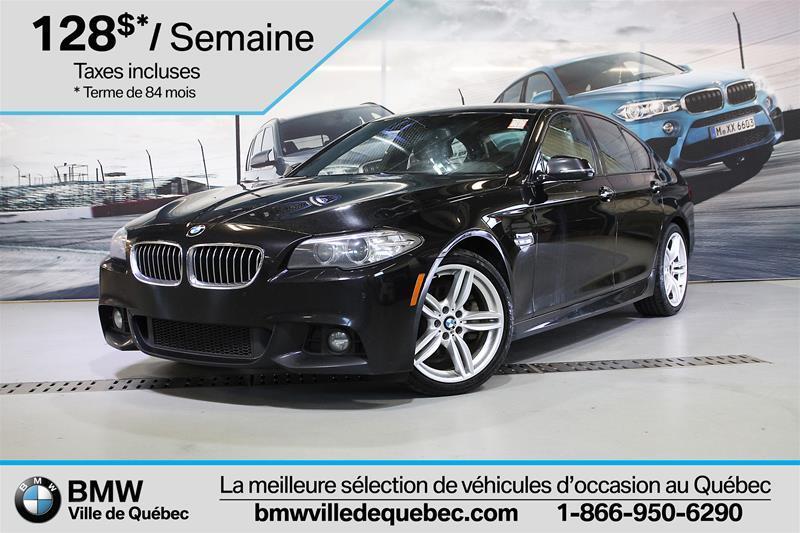 BMW 528i 2016 xDrive #U5431