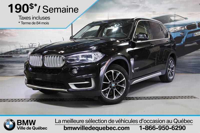 BMW X5 2017 xDrive35d #U5442