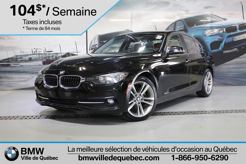 BMW 320I 2016 xDrive Sedan #U5443