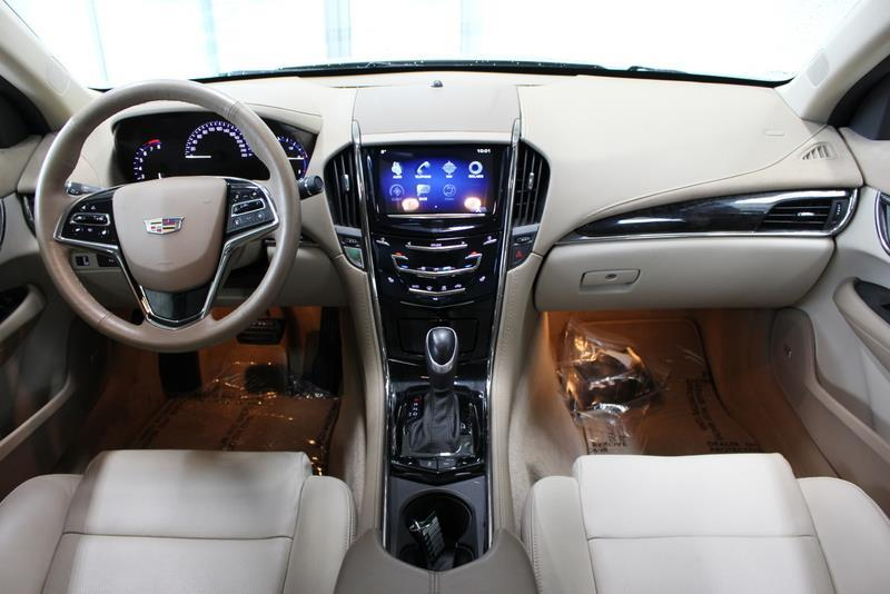 Cadillac ATS 8