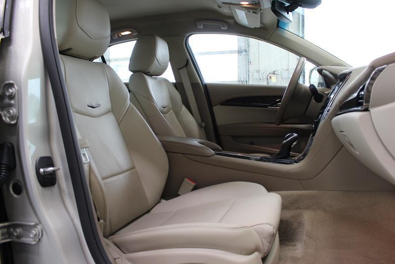 Cadillac ATS 19