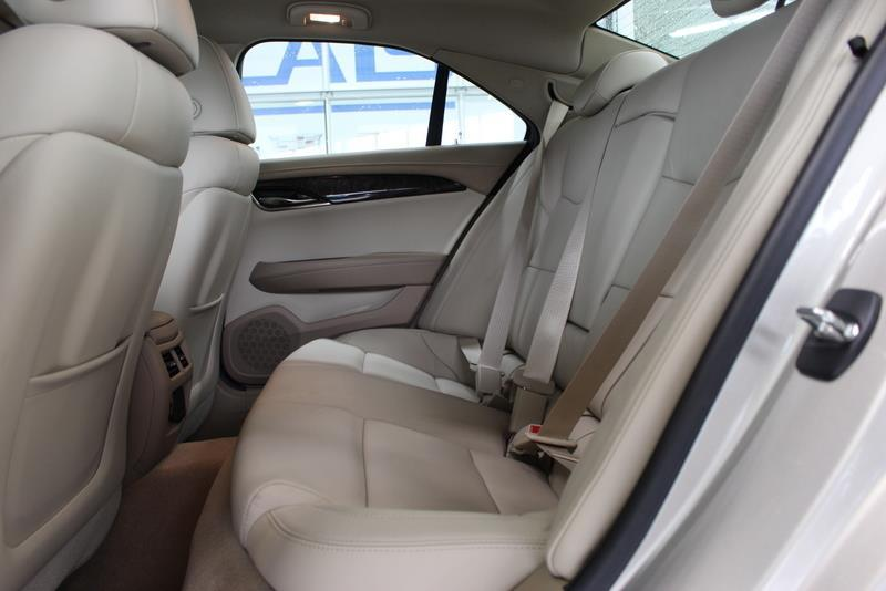 Cadillac ATS 21