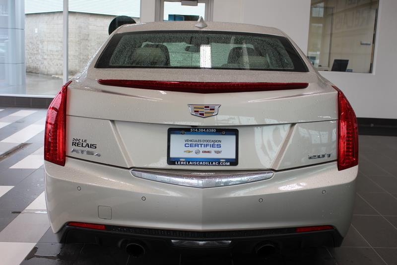 Cadillac ATS 22