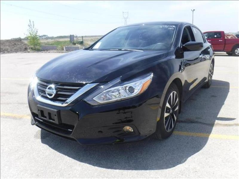 2018 Nissan Altima 2018 Nissan Altima SV *Navi/B.tooth/Htd Sts/Roof #23974