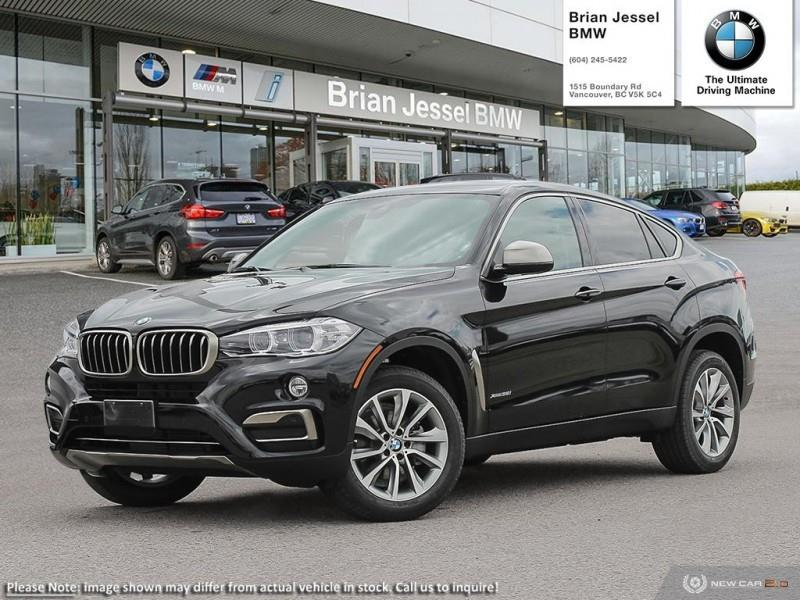 2019 BMW X6 XDrive35i Sports Activity Coupe #113018RX9184022