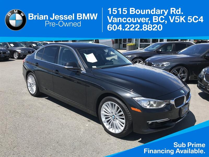 2014 BMW 328I xDrive Sedan #BP8177