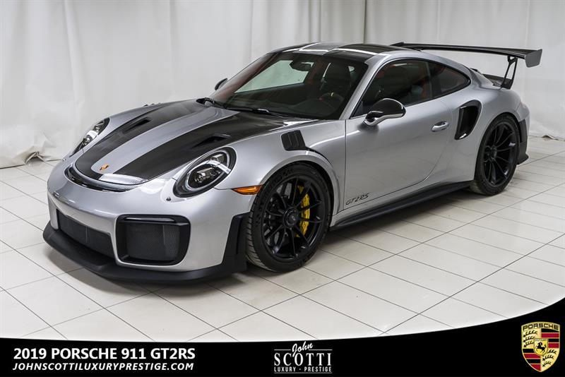 Porsche 911 2019 GT2 RS Weissach Package #P16168