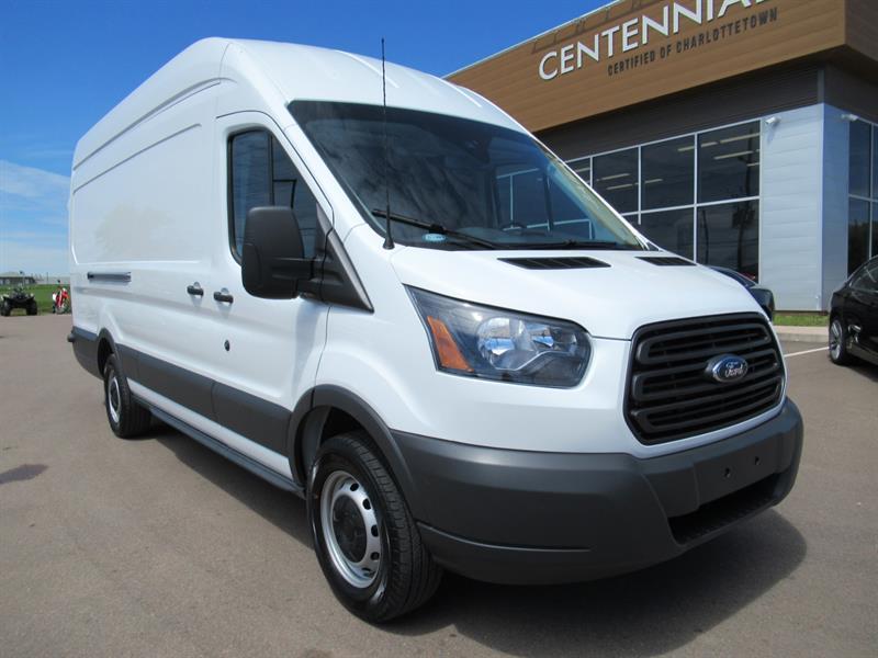 2018 Ford Transit Van T-250 148 EL Hi Rf 9000 GVWR Sliding RH Dr #U832