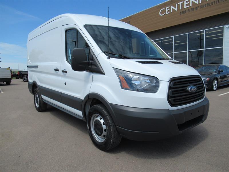 2018 Ford Transit Van T-250 130 Med Rf 9000 GVWR Sliding RH Dr #U833