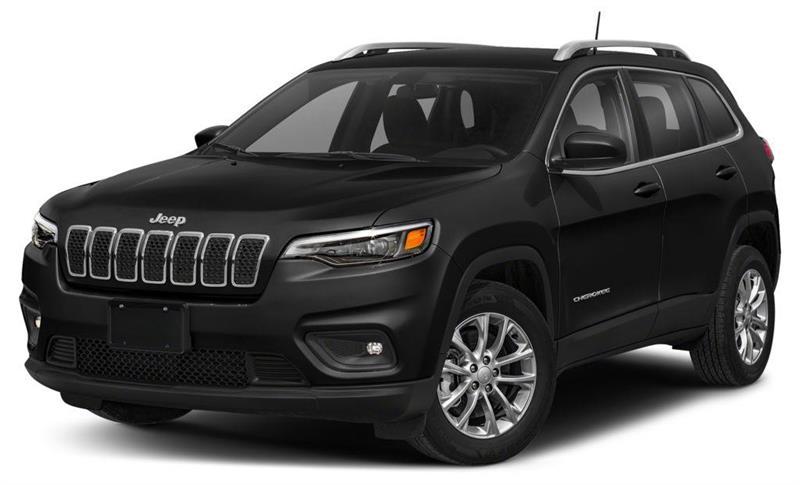 2019 Jeep Cherokee Limited #K467256
