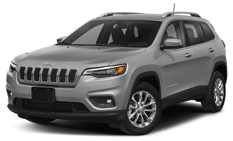 2019 Jeep Cherokee Limited #K450357