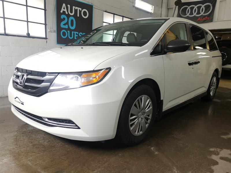 Honda Odyssey 2014 4dr Wgn LX #A-19078