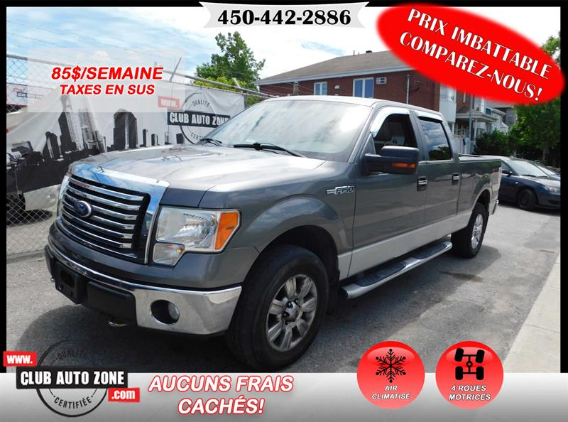 Ford F-150 2010 XTL SUPERCREW 6 PLACES #AFC25494