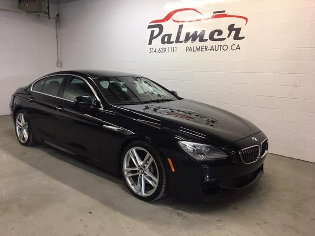 BMW 6 Series 2014 4dr Sdn 640i xDrive AWD Gran Coupe #19081