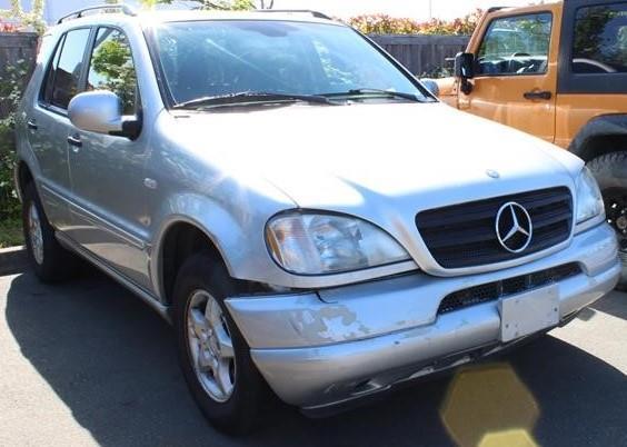 2001 Mercedes-Benz M-Class 5dr AWD 3.2L #12532A