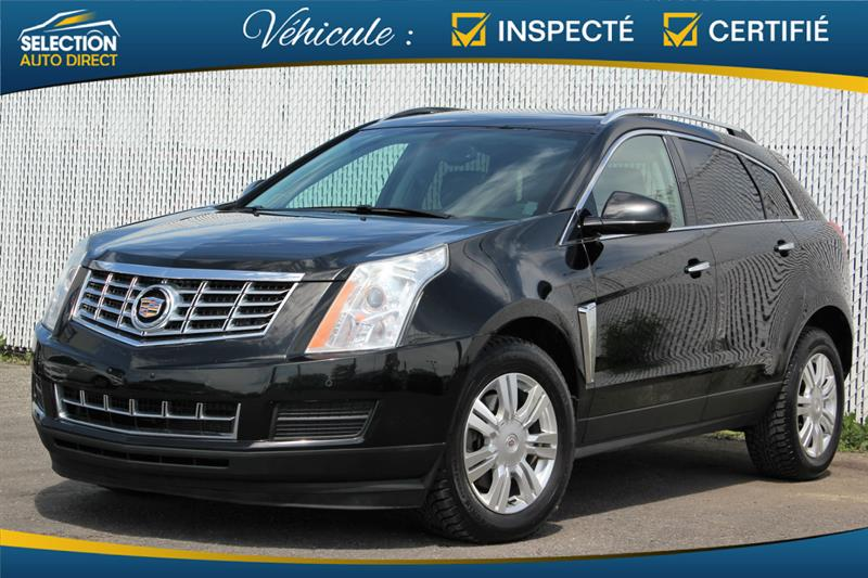 2013 Cadillac SRX Luxury AWD #S610405