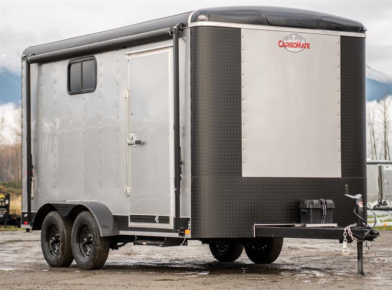 2020 Cargomate Blazer 7x14 Weekender
