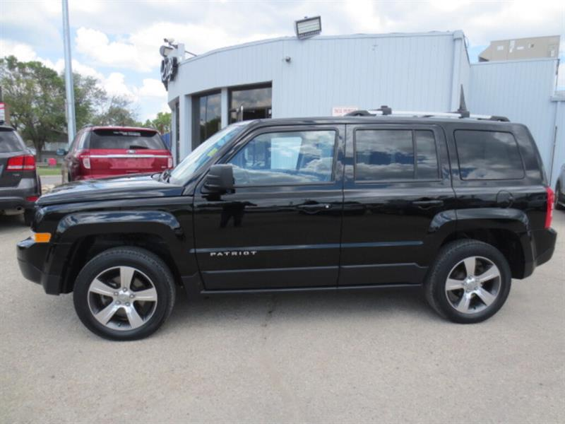 2016 Jeep Patriot 2016 Jeep Patriot - 4WD 4dr High Altitude #4068