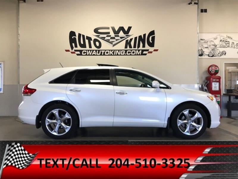 2012 Toyota Venza AWD V6 / Low Kms / Leather/Roof/Camera/Bluetooth #20042440