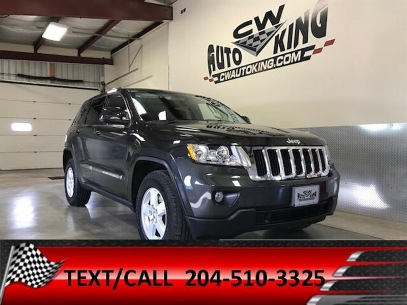 2011 Jeep Grand Cherokee Laredo / 4x4 / Low Kms / Finance Ready #20042437