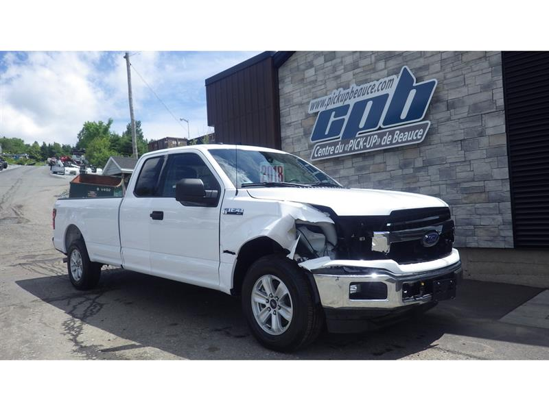 Ford F-150 2018 2018 Ford F-150 - XLT 2WD SuperCab 6.5' Box #19-9401-18