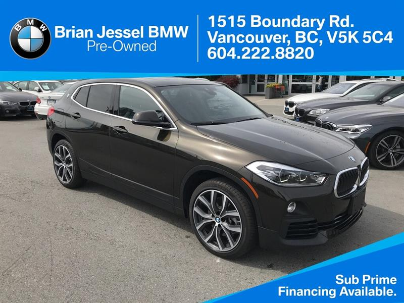 2018 BMW X2 - Premium Pkg - Used for sale in Vancouver at