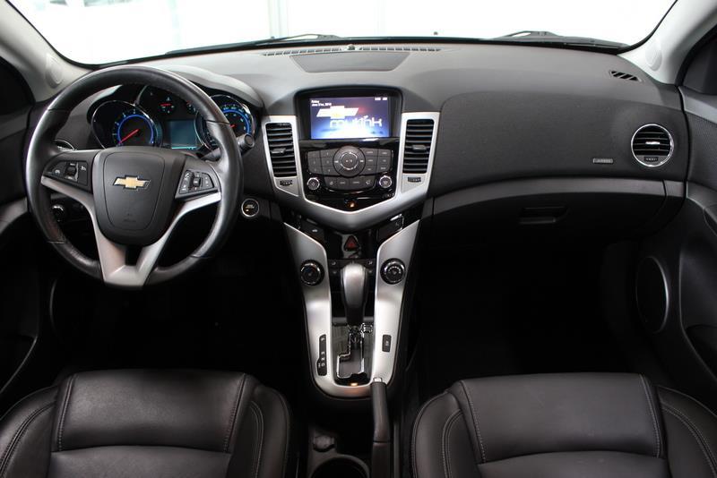 Chevrolet Cruze 9